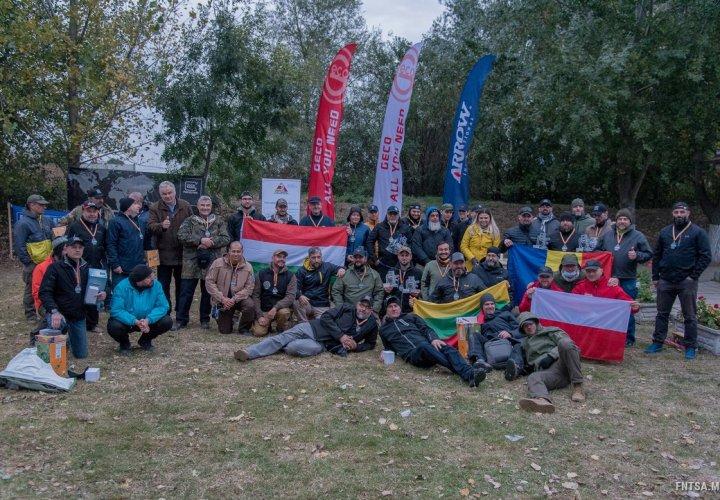 Спортсмены Федерации FNTSA на Чемпионате Румынии  IDPA Romania National Tier 2